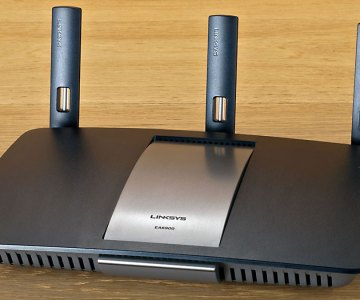 Linksys Dual band routers