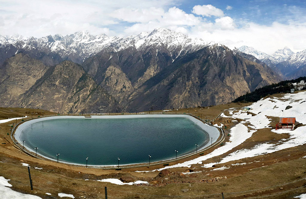 Auli tour - Techexpedia