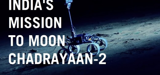 Moon Mission Chandrayaan 2 - Techexpedia