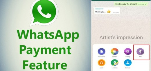 How to use whatsapp payment feature - Techexpedia