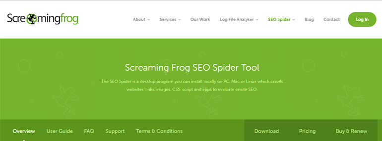 screamingfrog Top 15 Most Recommended SEO Tools!
