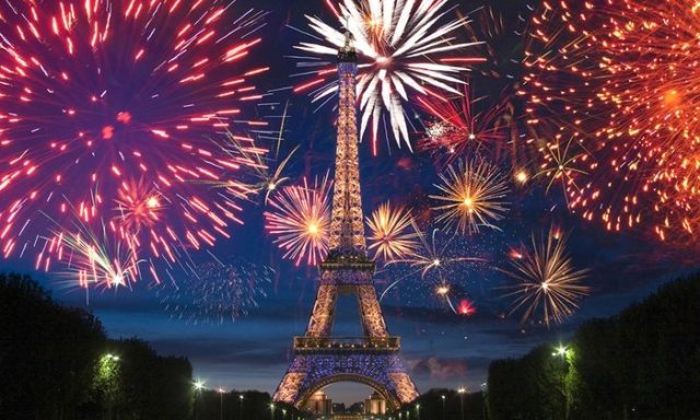 places to visit New Year