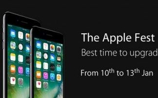 Flipkart Apple Fest