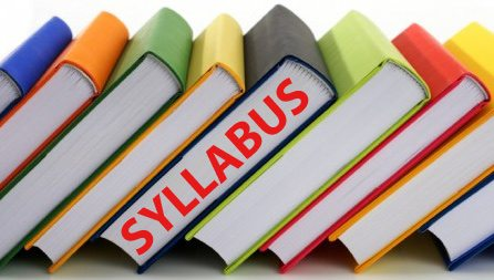 APPSC Group II Services Syllabus