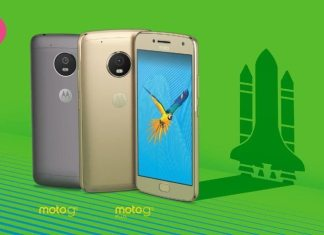 Moto G5 and G5 Plus official
