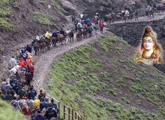 Amarnath Yatra Registrations