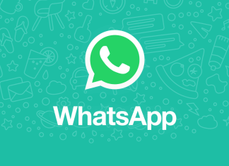 Whatsapp text status feature