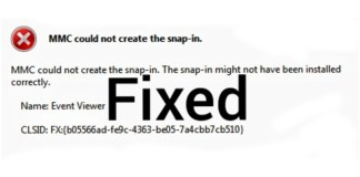How-To-Fix-MMC-Could-Not-Create-The-Snap-in