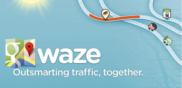 Image result for google maps waze