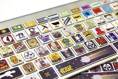Star Wars Keyboard Decal