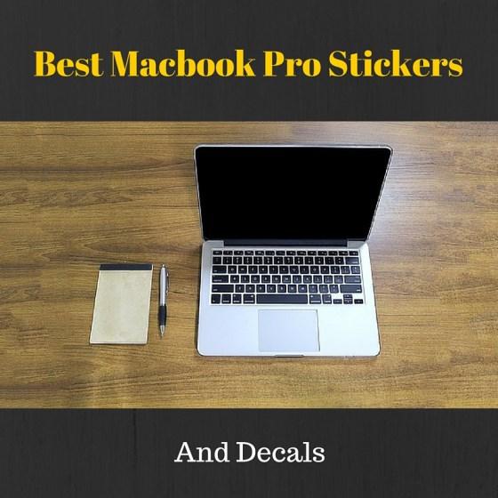 Macbook Pro Stickers