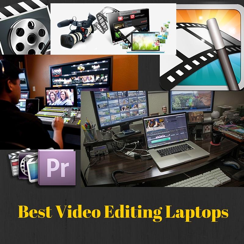 Best Video Editing Laptop