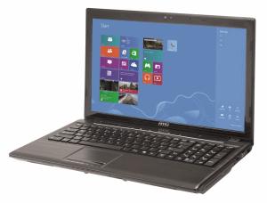 MSI CX61 2QC-1654US Gaming Laptop