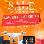 TomTop Flash Sale – Till 4th July