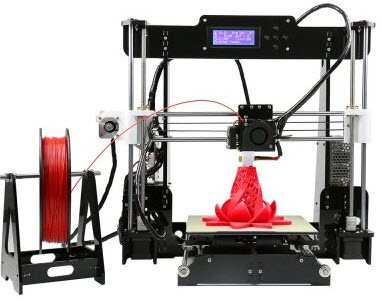 A8 Desktop 3D Printer