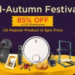 GearBest's Mid-Autumn Festival Sale