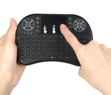Wireless Backlit Keyboard