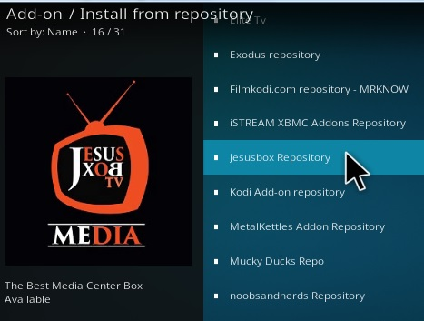 How To Install Genesis Reborn On Kodi Part 15