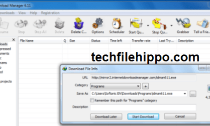 Download IDM Latest Version Crack Free 2019 - TechFileHippo