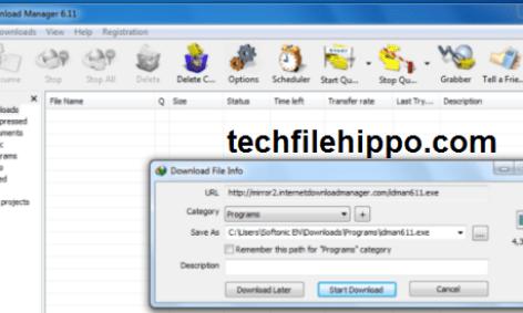 Download IDM Latest Version Crack Free 2019 - TechFileHippo