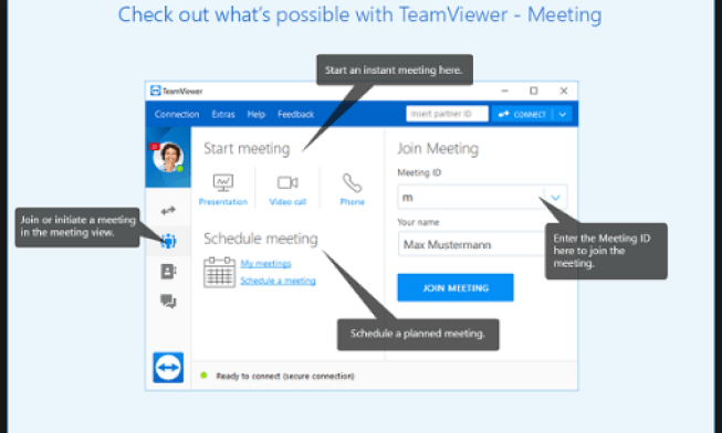 TeamViewer 14 Free Download for Windows TechFileHippo