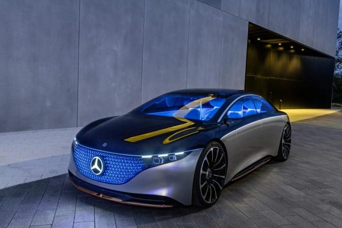 Mercedes-Benz VISION