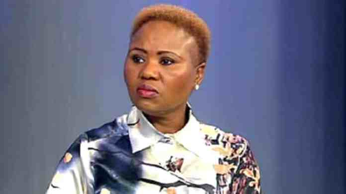 Minister of Social Development Lindiwe Zulu