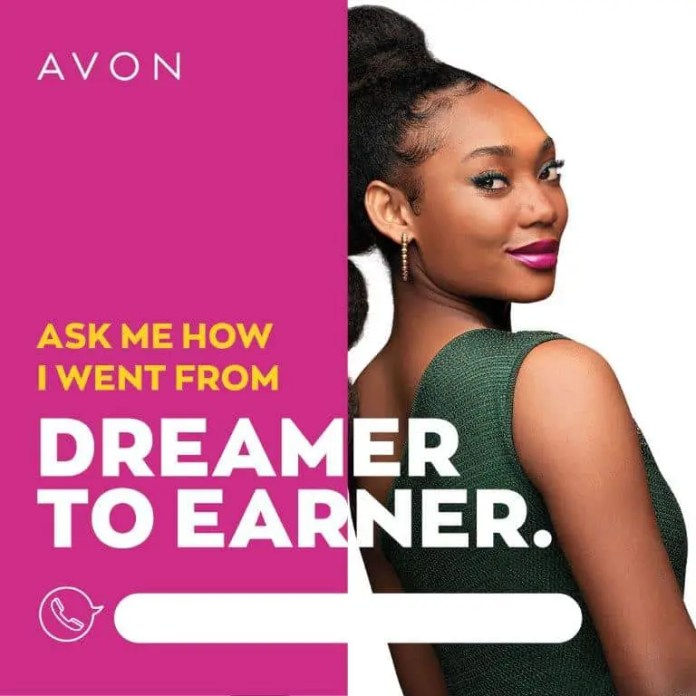 Avon Justine Beauty Entrepreneurs