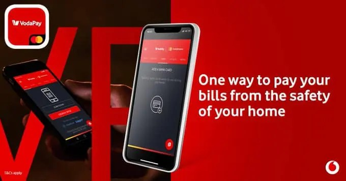 VodaPay app