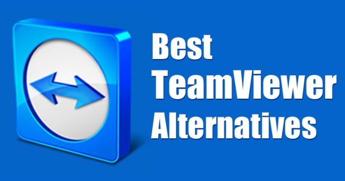 TeamViewer Alternative