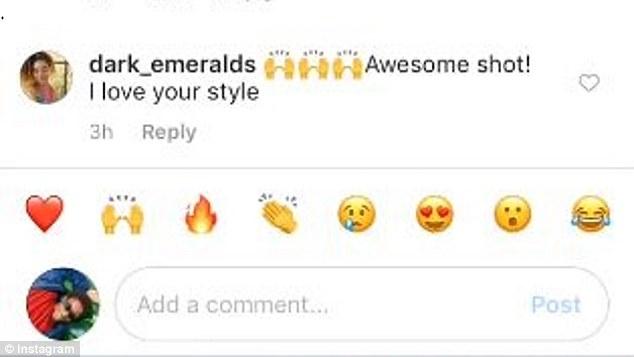 instagram emoji shortcut