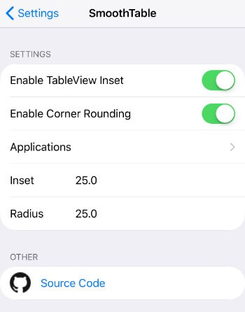 Download And Install SmoothTable: