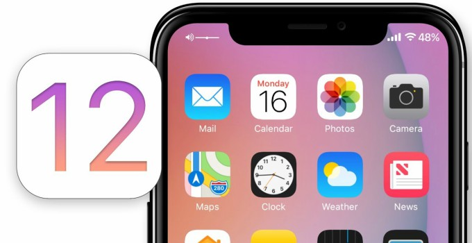 Download and Install iOS 12.0.1 with Charging and Internet Connection Fixes: