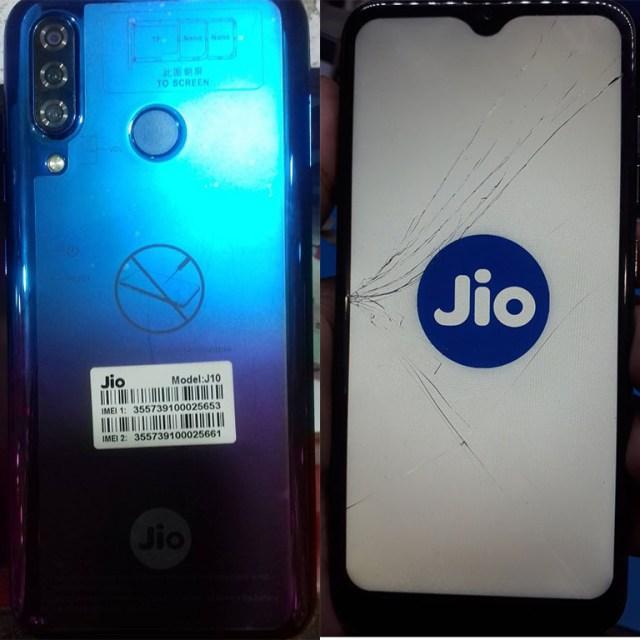 Jio J10 Flash File