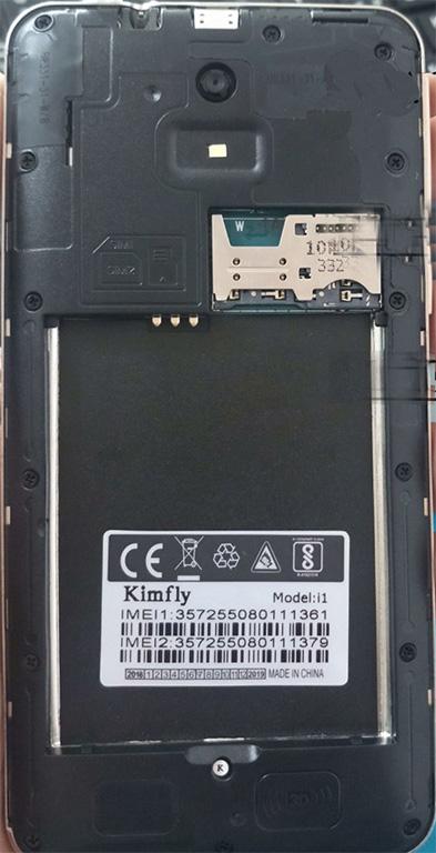 Kimfly i1 Flash File
