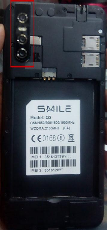 Smile Q2 Flash File