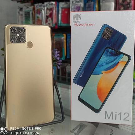 Mione Mi12 Flash File