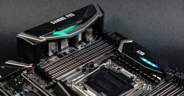 MSI X299 Gaming Pro Carbon AC