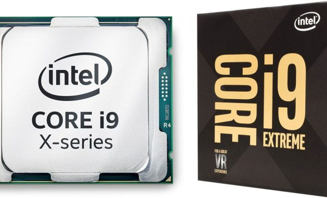 Intel Core i9 Extreme Edition