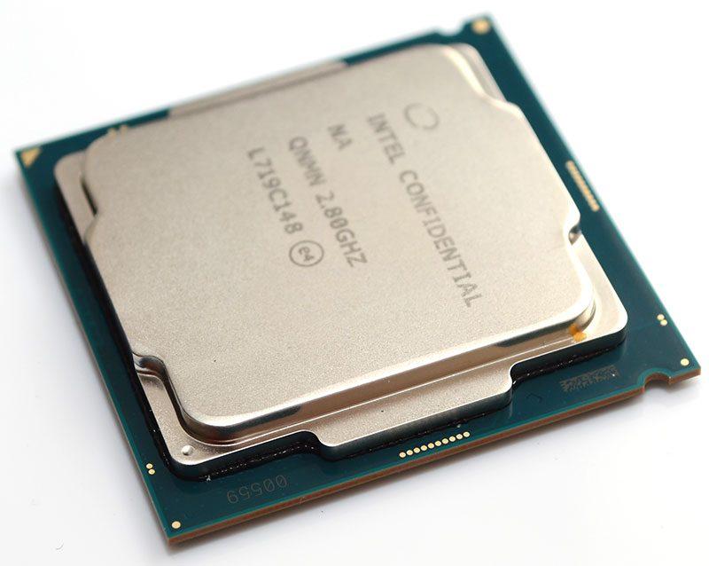 Intel Core i5-8400 ES