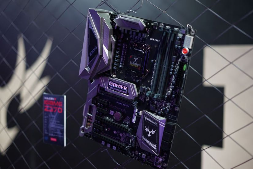 Colorful iGame Z370 Vulcan X