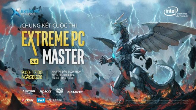 Intel Extreme PC Master SS04