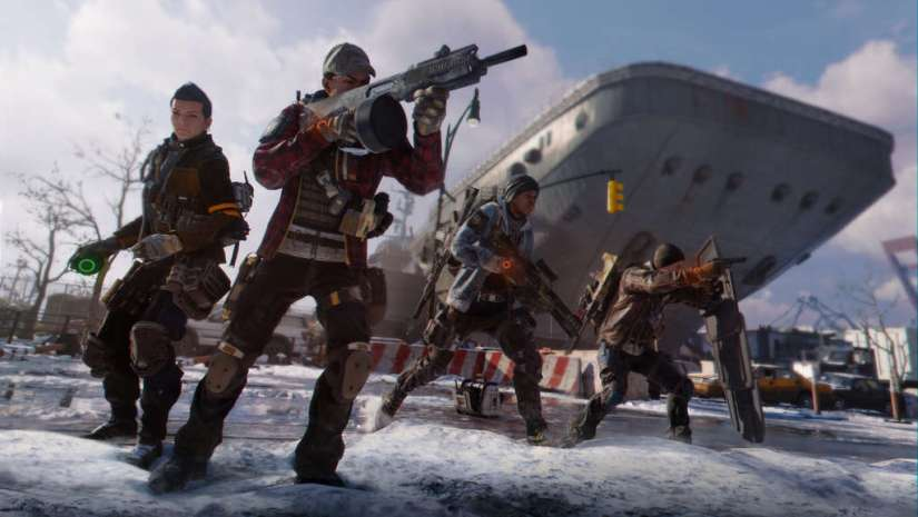 Tom Clancy's Division: Resistance