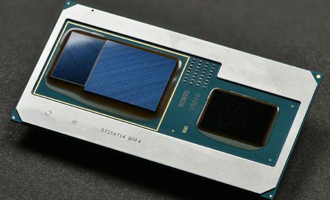 8th Gen Intel Core with Radeon RX Vega M