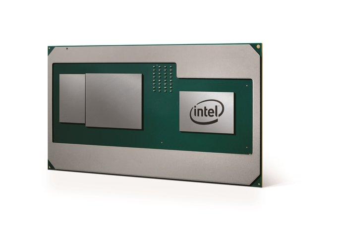 Intel 8th Gen CPU discrete graphics
