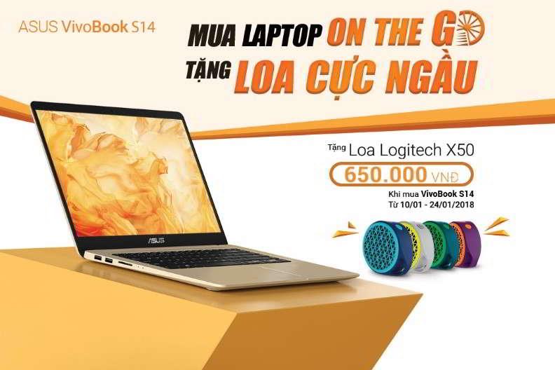 ASUS ViVoBook S14 Promotion