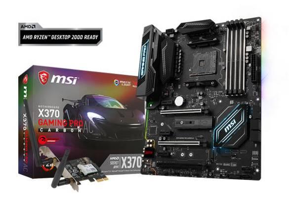 MSI X370 Gaming Pro Carbon AC