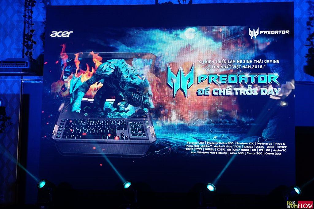 Acer Predator - Đế Chế Nổi Dậy