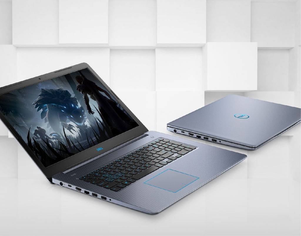Dell G-series gaming laptop