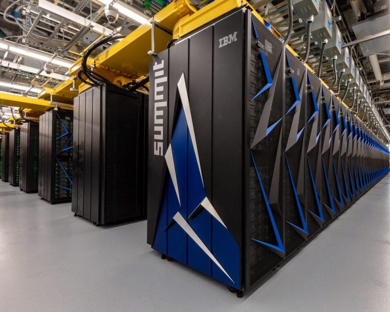 NVIDIA Summit ORNL